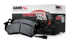 Hawk Disc Brake Pads -Front | 2013-2014 Ford Focus ST (HB712N.680)