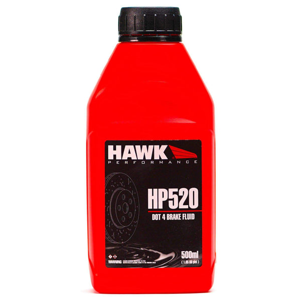 Hawk Performance HP520 DOT 4 Brake Fluid - 500ml (HP520)