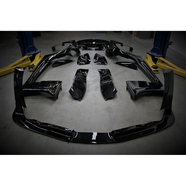 HKS Premium Body Kit | 2020 Toyota GR Supra A90 (53004-AT011/2)