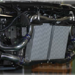 HKS Intercooler Kit Ductless (Nissan GT-R) - Modern Automotive Performance