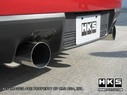 HKS Hi-Power Dual Exhaust System (Mitsubishi Evo X) 31008-BM001 - Modern Automotive Performance  - 1