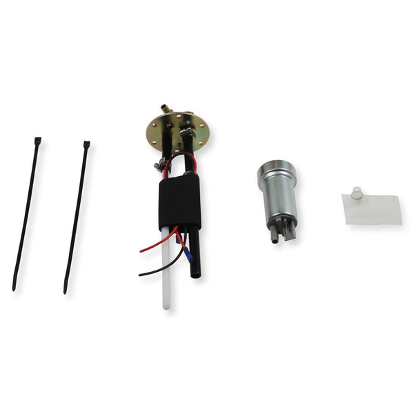 Holley 400 LPH Fuel Pump Assembly for Sniper EFI Fuel Tanks (19-168)