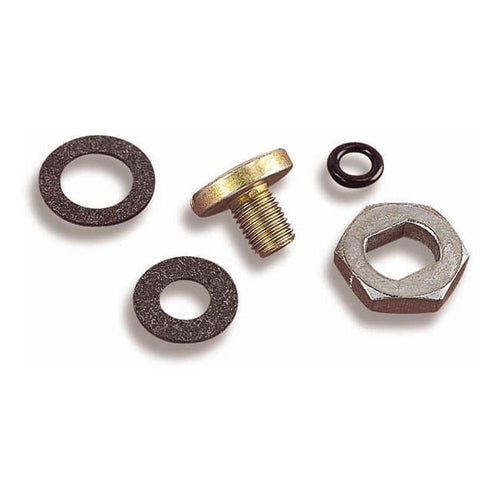 Holley Gold Needle and Seat Hardware Kit (34-7)