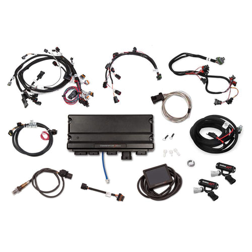 Holley Terminator X MPFI System with EV1 Injectors | 2003-2006 Hemi Gen III (550-1420)