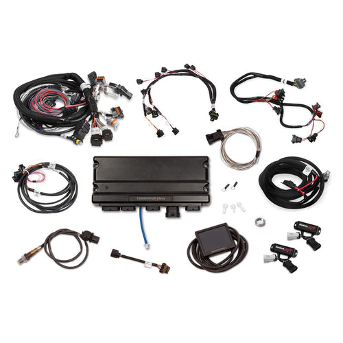 Holley Terminator X MPFI System with EV1 Injectors | 2007-2012 Hemi Gen III (550-1422)