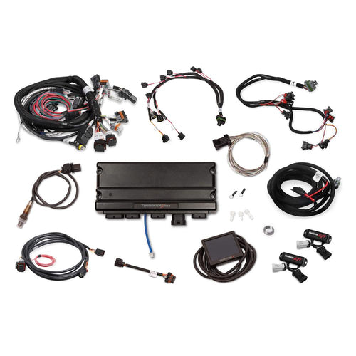 Holley Terminator X MPFI System with EV1 Injectors | 2013-2020 Hemi Gen III (550-1424)