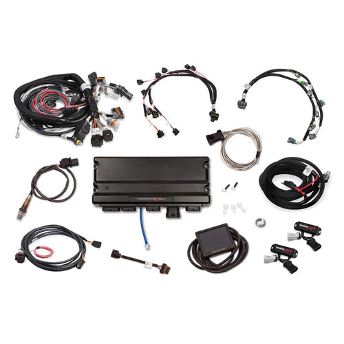 Holley Terminator X MPFI System with EV6 Injectors | 2013-2020 Hemi Gen III (550-1425)