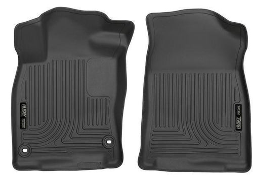 Husky Liners X-Act Contour Front Floor Liners | 2016-2020 Honda Civic (52141)