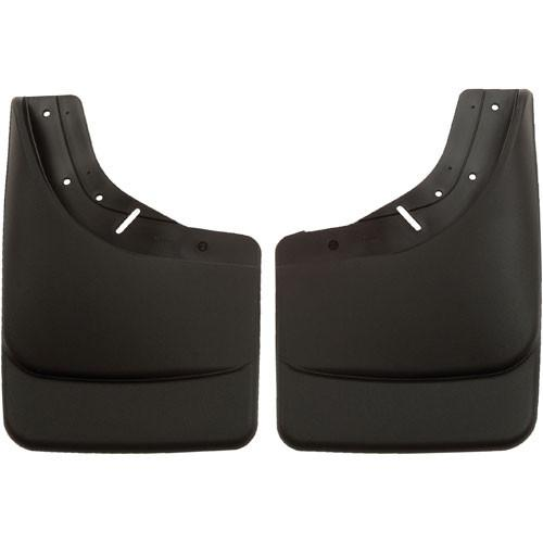 1992-1999 Chevrolet Suburban/Tahoe/88-00 Chevy/GMC Trucks Custom-Molded Front Mud Guards by Husky Liners (56221)