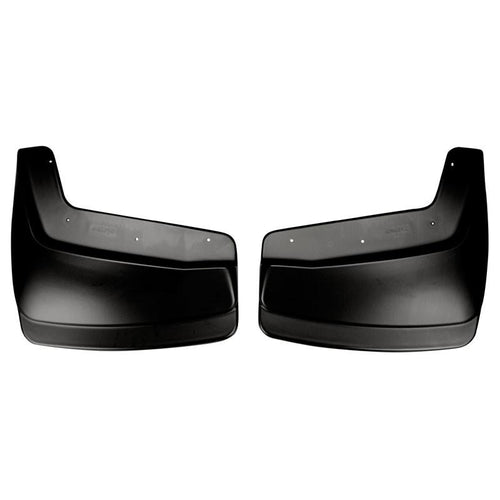 2006-2009 Dodge Mega Cab Dually Custom-Molded Rear Mud Guards by Husky Liners (57121) - Modern Automotive Performance