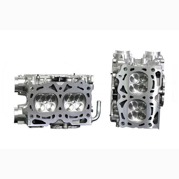 IAG Stage 3 Pocket Ported Cylinder Head Package w/ +1mm GSC Valves | 2019 Subaru STi / 2018-2019 STi Type RA