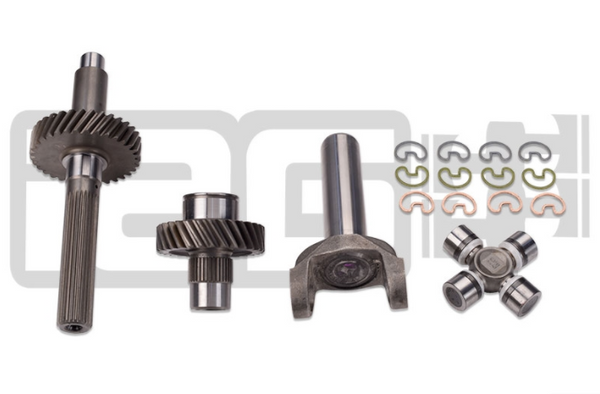 IAG Chromoly Transfer Gears For 1.1:1 Transmission | 2006+ Subaru STI 6spd (IAG-DRV-1010)