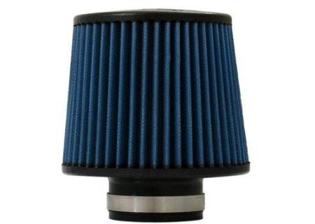 Universal AMSOIL Ea Nanofiber Dry Air Filter - 3.00 Filter 6 Base / 5 Tall / 5 Top by Injen (X-1014-BB) - Modern Automotive Performance
