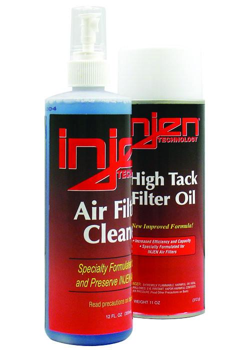 Injen Pro-Tech Filter Oiling and Cleaning Agent Charger Kit (X-1030)