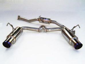 Invidia N1 Cat Back Exhaust System (S2000) HS00HS1GTT - Modern Automotive Performance  - 1