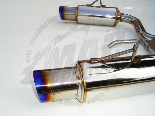 Invidia N1 Cat Back Exhaust System (S2000) HS00HS1GTT - Modern Automotive Performance  - 2