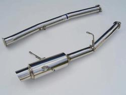 Invidia N1 Catback Exhaust Racing Version | 2002-2007 Subaru WRX & STi (HS02SW1GTR)
