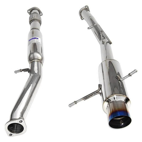 Invidia N1 Stainless Steel Cat-Back Exhaust System | Multiple Fitments (HS02SW1GTT)
