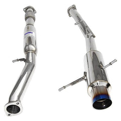 Invidia N1 Stainless Steel Cat-Back Exhaust System | 2002-2007 Subaru WRX & STI (HS02SW1GTT)