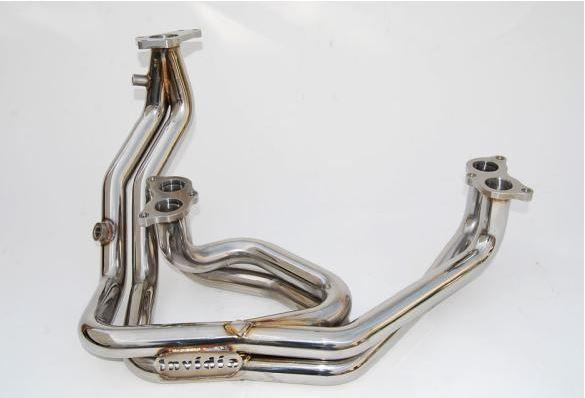 Invidia One Piece Stainless Steel Header Uppipe WRX 02-09/STi 04-09) HS05SW1HDP - Modern Automotive Performance  - 1