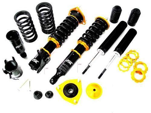 ISC Suspension Coilovers | 2012+ Ford Focus ST (F016-1-C) - Modern Automotive Performance  - 1