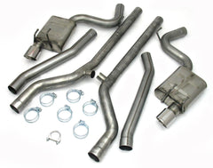 JBA Headers Stainless Cat Back Exhaust Systems (2010+ Gm Camaro)