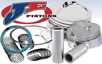JE Pistons 73mm Bore | Honda Fit L15A VTEC JDM (295751)