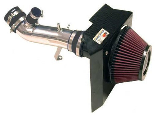 K&N Typhoon Intake System (Mitsubishi Evo 8/9) 69-6543T 69-6545T - Modern Automotive Performance