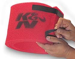 Air Filter Foam Wrap by K&N (25-3930) - Modern Automotive Performance