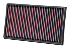 K&N Replacement Air Filter | Multiple Volkswagen Fitments (33-3005)