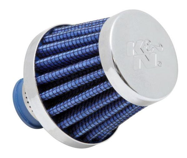 Vent Air Filter by K&N (62-1600BL) - Modern Automotive Performance