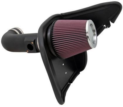 K&N Aircharger Performance Intake (2010 Chevy Camaro 6.2L V8) 63-3074 - Modern Automotive Performance