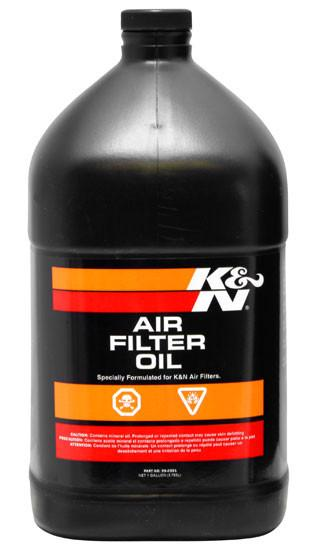 Air Filter Oil - 1 gal by K&N (99-0551) - Modern Automotive Performance
