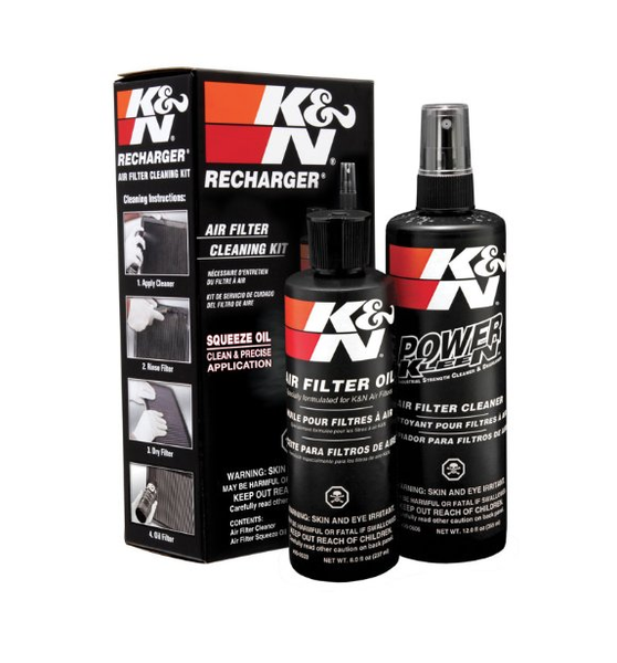 "K&N ""Squeeze"" Filter Care Service Kit (99-5050)"