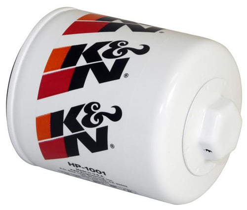 Oil Filter by K&N (HP-1001) - Modern Automotive Performance