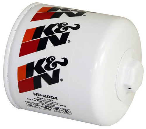 K&N Premium Wrench-Off Oil Filter | Multiple Fitments (HP-2004)