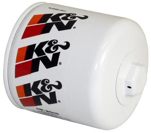 K&N Premium Wrench-Off Oil Filter | Multiple Fitments (HP-2010)