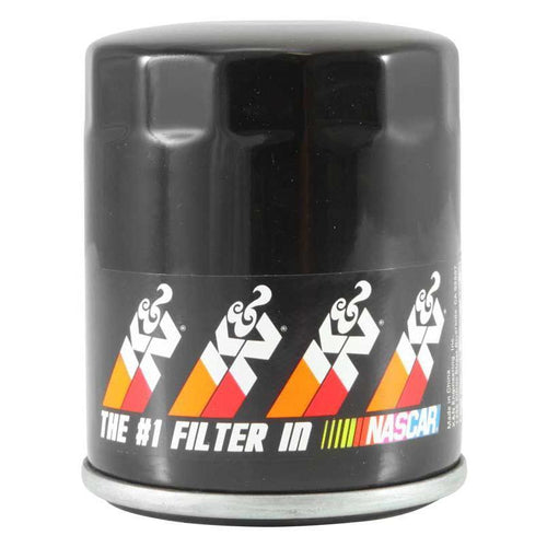 K&N Performance Silver Oil Filter - M20x1.5 Thread (PS-1010)