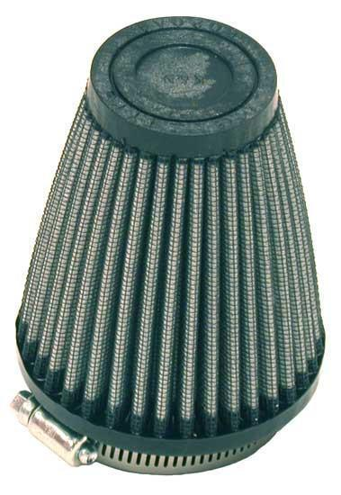 Universal Rubber Filter by K&N (R-1260) - Modern Automotive Performance