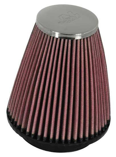 Universal Chrome Filter by K&N (RC-1250) - Modern Automotive Performance