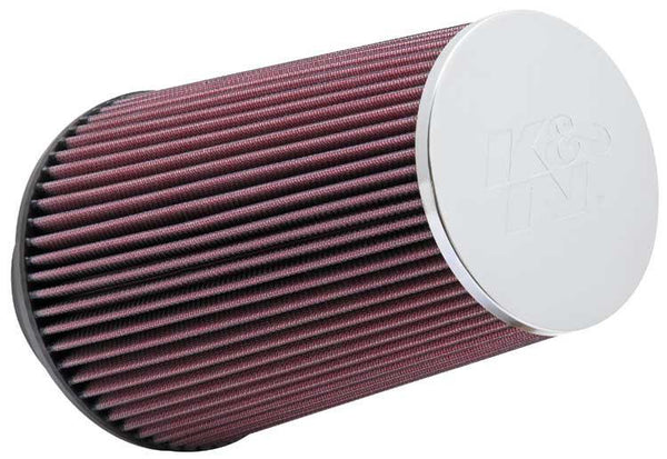 Universal Chrome Filter by K&N (RC-3690) - Modern Automotive Performance