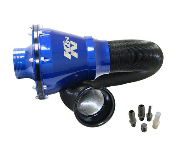 Universal Cold Air Intake by K&N (RC-5052AL) - Modern Automotive Performance