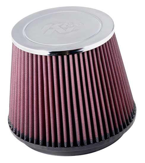 Universal Chrome Filter by K&N (RC-5173) - Modern Automotive Performance