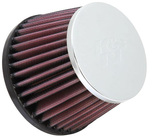 Universal Chrome Filter by K&N (RC-8100) - Modern Automotive Performance