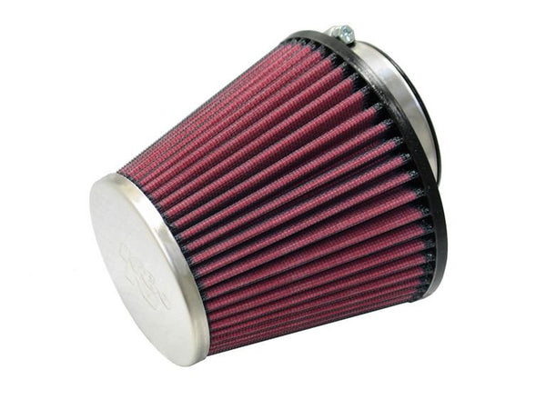 Universal Chrome Filter by K&N (RC-8490) - Modern Automotive Performance