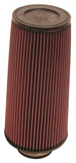 Universal Rubber Filter by K&N (RE-0800) - Modern Automotive Performance