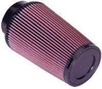 "K&N 9"" Length Cone Filter / 4"" Opening - Modern Automotive Performance"