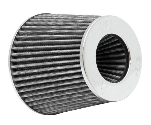 Universal Chrome Filter by K&N (RG-1001WT) - Modern Automotive Performance