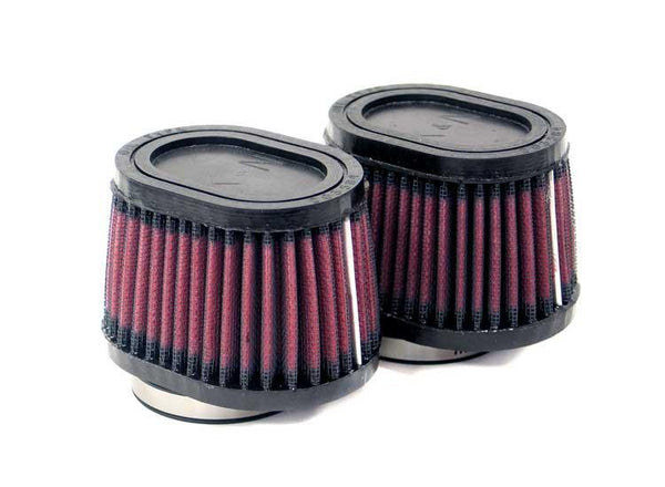 Universal Rubber Filter by K&N (RU-0982) - Modern Automotive Performance