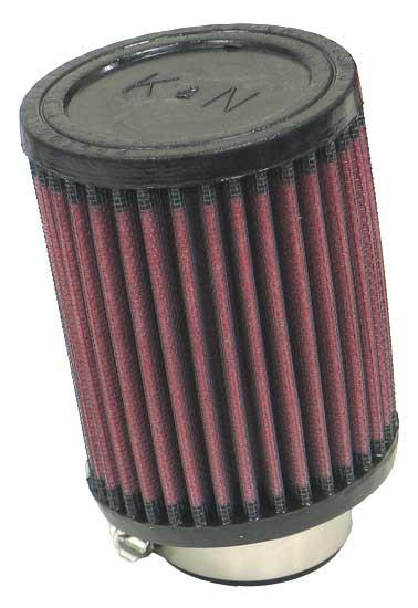 Universal Rubber Filter by K&N (RU-1030) - Modern Automotive Performance
